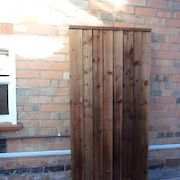 Budget Featheredge Gate, Front